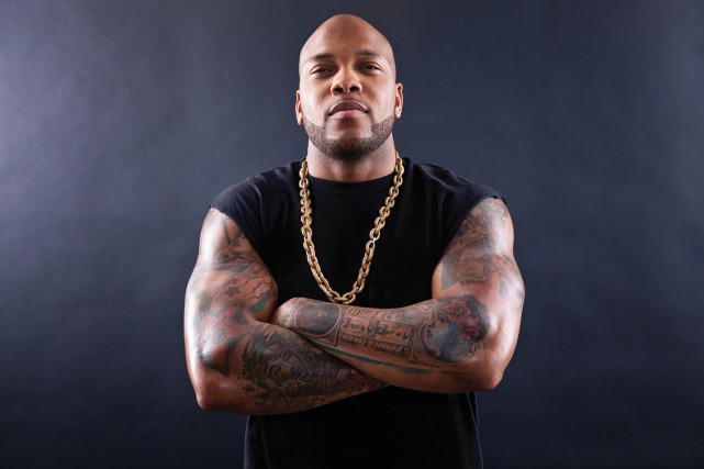 Flo Rida... (Photo Alex Kirzhner)