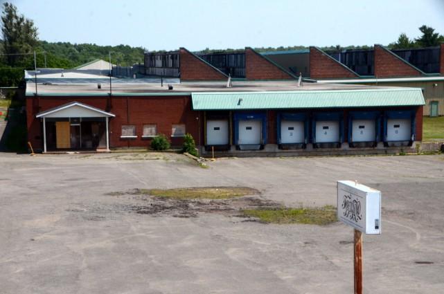 Drummondville expropria afin dacquérir les terrains de lancienne... (Photo collaboration spéciale Éric Beaupré)