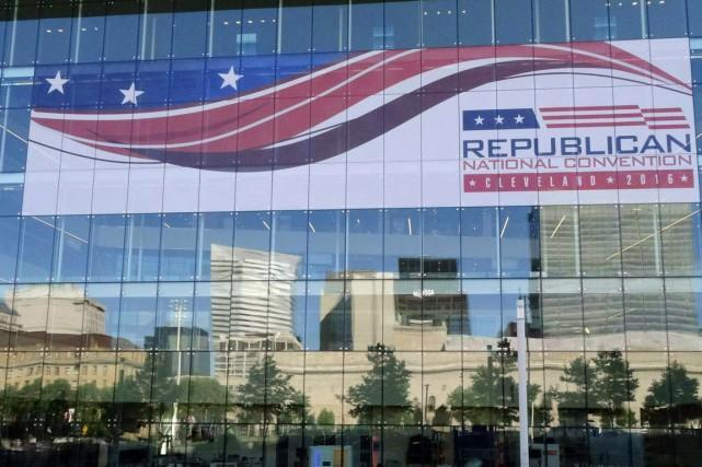 Le Parti républicain tiendra à Cleveland, du 18... (photo Eva HAMBACH, archives AFP)