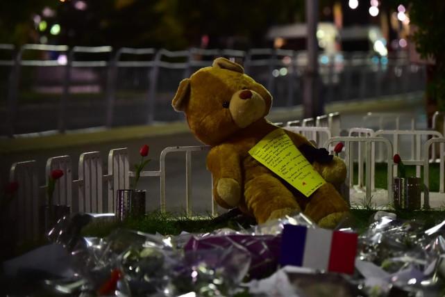 Malgré le silence de l'EI après la tuerie... (Photo AFP)