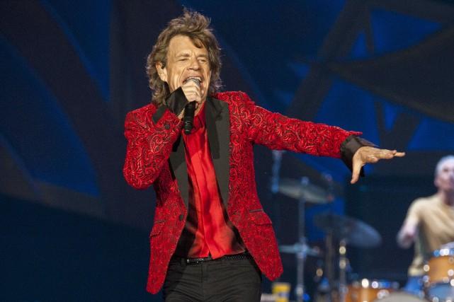 Mick Jagger... (AP, Barry Brecheisen)