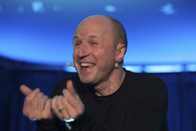 L'humoriste et imitateur Benoit Paquette montera sur la... (Tirée du site benoit-paquette.com)