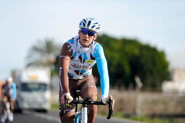 Hugo Houle estime que le Tour de Pologne... (AG2R LA MONDIALE/Yves Perret)