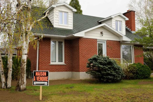 Maisons ‡ vendre...... (Le Quotidien)