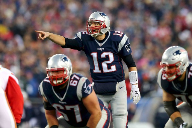 Tom Brady a annoncé qu'il renonçait à tout... (AFP)