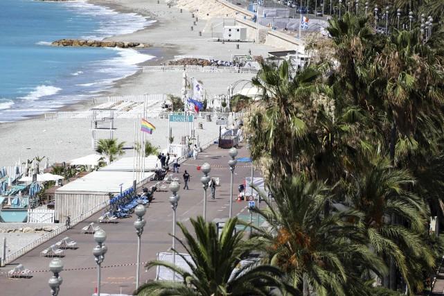 La ville de Nice est, après Paris, celle... (AFP, Valery Hache)