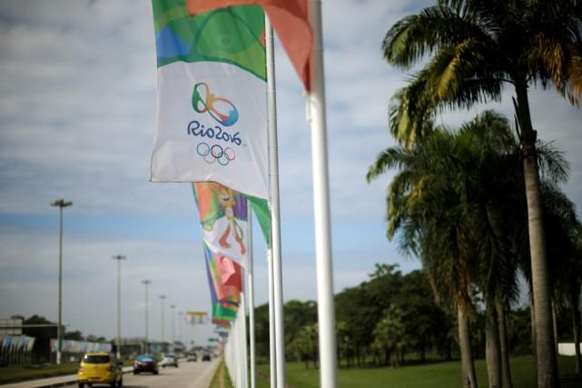 La Fédération internationale de canoë (ICF) a exclu les équipes de sprint de la... (PHOTO RICARDO MORAES, ARCHIVES REUTERS)