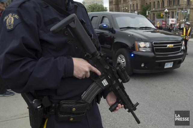 Si les autorités tentent toujours de déterminer pourquoi un homme au volant... (PHOTO ARCHIVES LA PRESSE CANADIENNE)