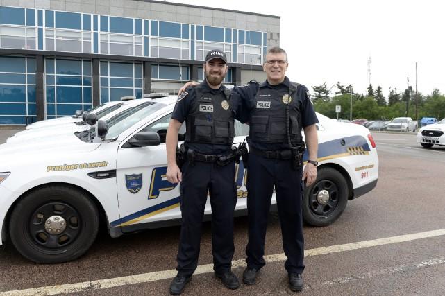 Sergent aux enquêtes à la Sécurité publique de... (Photo Le Progrès-Dimanche, Jeannot Lévesque)