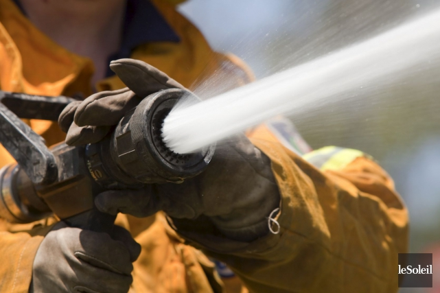 Trente-huit personnes, dont 16 enfants, ont péri ce week-end dans l'incendie... (PHOTOTHÈQUE LE SOLEIL)