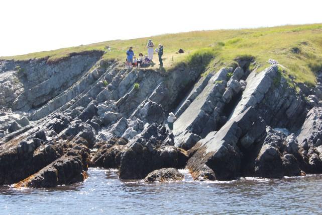 La réserve écologique de la pointe Miskaken à l'extrémité sud-est de l'île de... (Photo tirée du site du Ministère de l'Environnement et de la conservation de Terre-Neuve-et-Labrador)