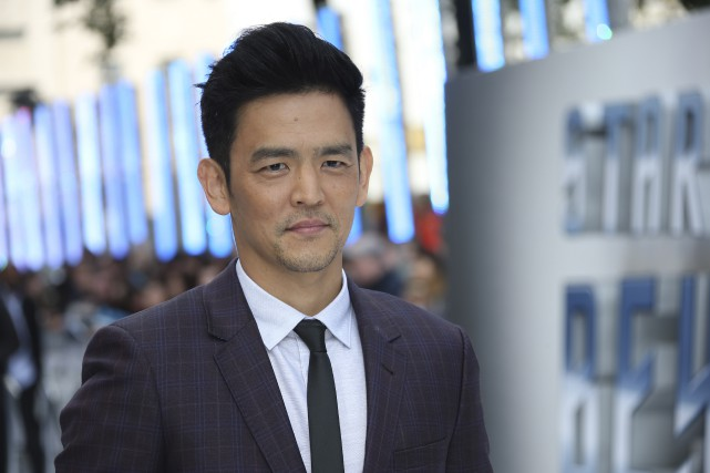 John Cho interprèteHikaru Sulu dans le dernier opus... (Joel Ryan/Invision/AP)