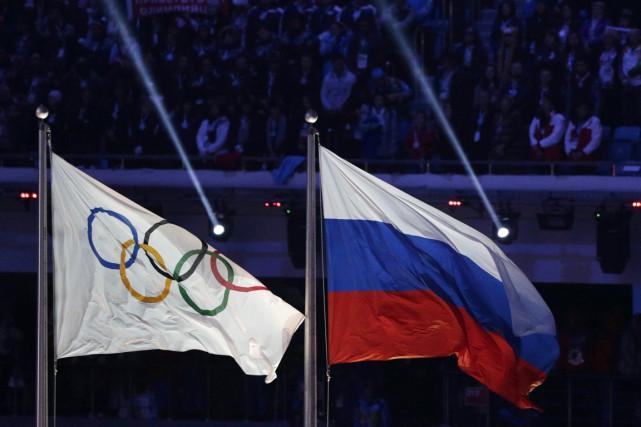 La Fédération russe d'athlétisme est déjà suspendue depuis... (photo Matthias Schrader, archives AP)