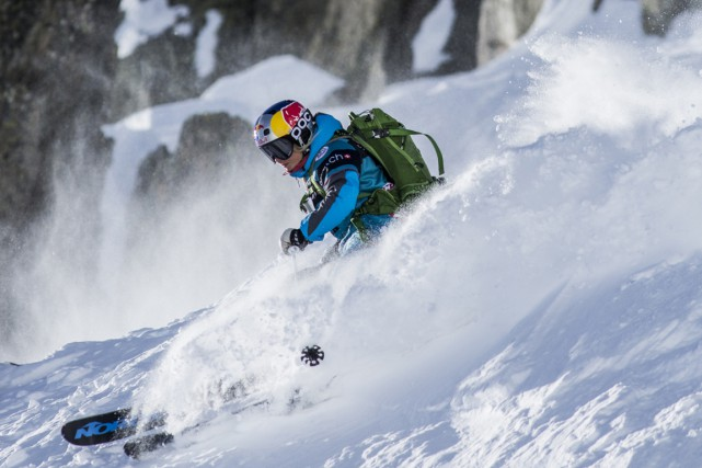 Matilda Rapaport... (photo freerideworldtour.com/matildarapaport.com)