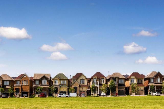 «L'accès à la propriété devient de plus en... (Photo Mark Blinch, archives REUTERS)