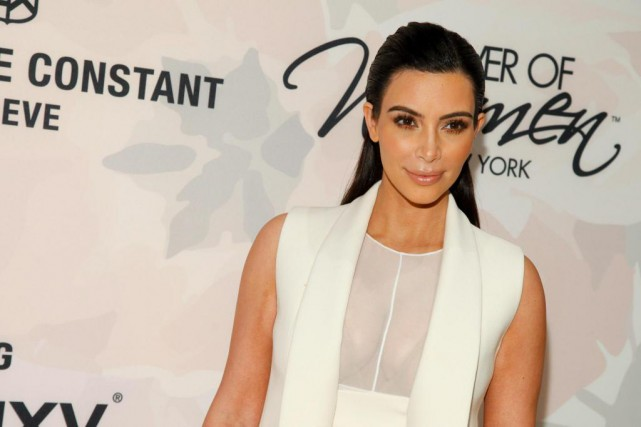 Kim Kardashian a généré des revenus de 51... (PHOTO ANDY KROPA, ARCHIVES ASSOCIATED PRESS)