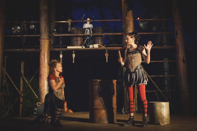The Tragedy of Julius Ceasar sera interprétée par... (fournie par Valérie Baron, Théâtre Répercussion)