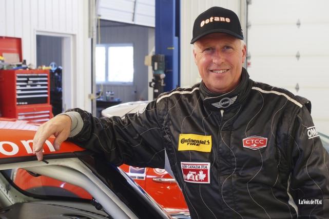 Michel Sallenbach domine le classement des pilotes de... (Janick Marois, archives La Voix de l'Est)