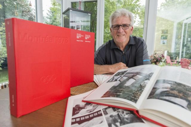L'ex-journaliste de La Tribune Pierre Turgeon garde un... (Spectre média, Frédéric Côté)