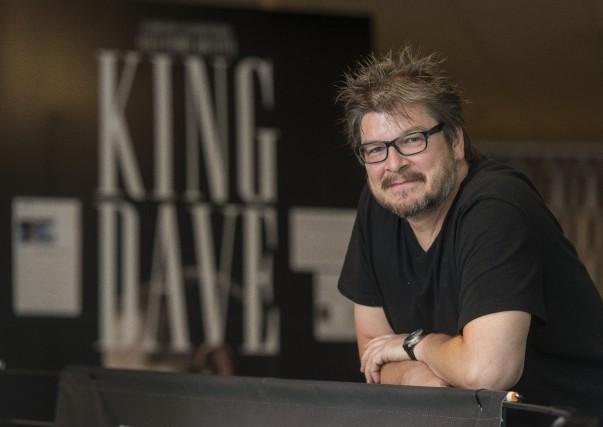 Le réalisateur Daniel Grou, alias Podz, était de passage à la Maison du cinéma... (Spectre Média, Frédéric Côté)