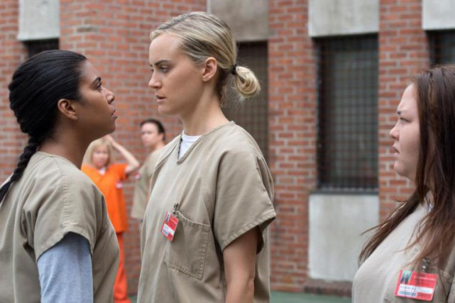 Orange is the New Black... (Photo Netflix)
