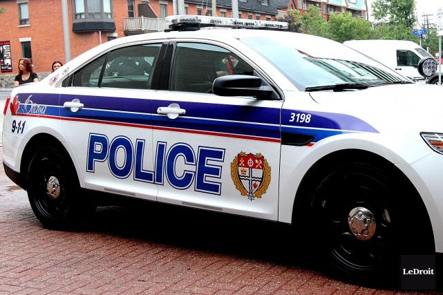Deux individus de 21 ans ont été accusés... (Etienne Ranger, archives LeDroit)