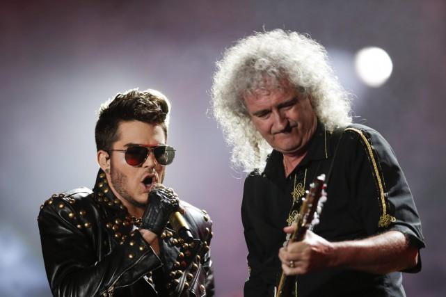 Le groupe de rock de légende, Queen, s'est insurgé mardi contre l'utilisation... (PHOTO ARCHIVES AP)