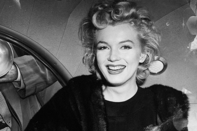 Marilyn Monroe... (PHOTO ARCHIVES AP)