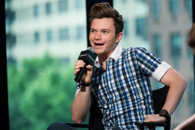 Chris Colfer, connu pour son rôle de Kurt... (Photo Charles Sykes, Archives Associated Press)