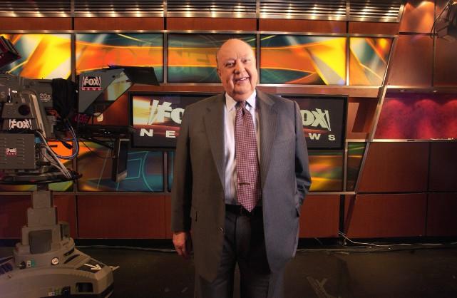 Le PDG de la chaîne d'information continue Fox... (PHOTO ARCHIVES AP)