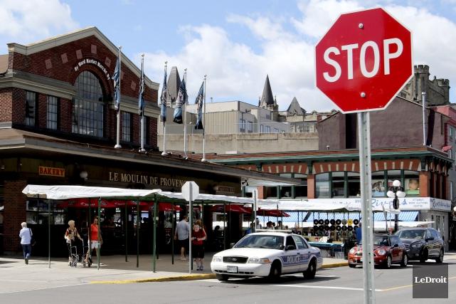 La police d'Ottawa dit ne posséder aucun indice... (Patrick Woodbury, LeDroit)