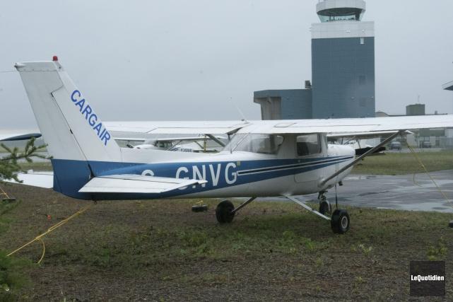 Après avoir acquis la base opérationnelle d'Air Médic... (Photo Le Quotidien, Michel Tremblay)