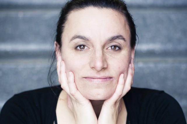 Mylène Bouchard a remporté le Prix Joseph-S.-Stauffer du... (Photo courtoisie, Sophie Gagnon-Bergeron)
