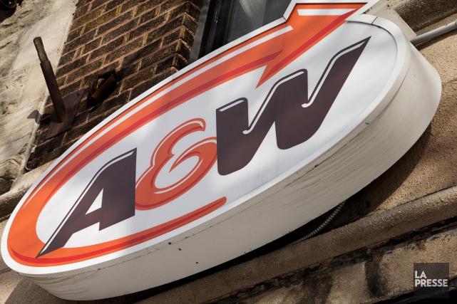 Un restaurant A&W sera construit à Dolbeau-Mistasini, un investissement de 500... (Archives La Presse, Alain Roberge)