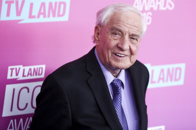 Garry Marshall, le 10 avril 2016.... (Associated Press, Rich Fury)
