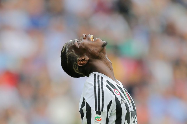 Paul Pogba... (AFP)