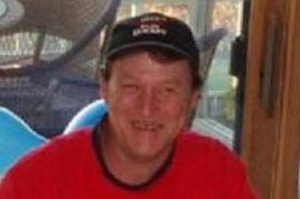 L'individu de 55 ans dont on était sans nouvelles depuis sept mois, Bradley...