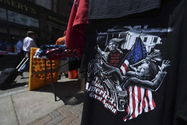 Le parti républicain a peut-être du mal à... (AFP)