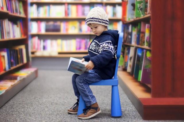 «Un bon livre ne demande qu'à être ouvert»,... (123RF)