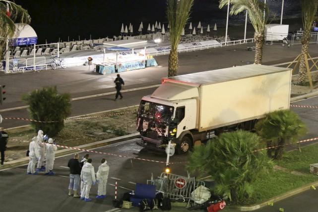 La France serait plus en sécurité si elle... (AP)