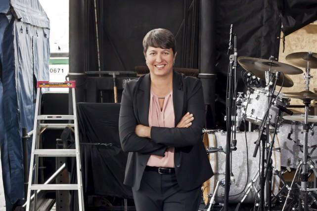 Heather Gibson accède au poste de productrice générale... (Courtoisie, Timothy Richard)