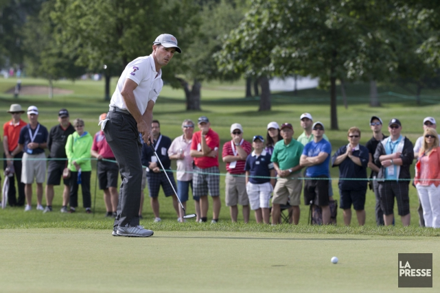Mike Weir... (Photo Robert Skinner, archives La Presse)