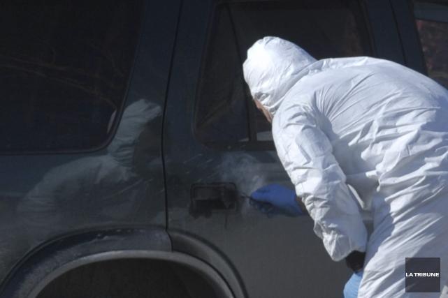 Selon Statistique Canada, la criminalité à Sherbrooke continue... (Archives La Tribune)