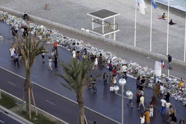 15 personnes sont encore entre la vie et... (AFP)