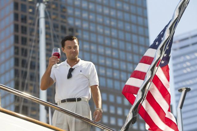 Le Loup de Wall Streetraconte l'histoire vraie du... (Mary Cybulski, Paramount Pictures)
