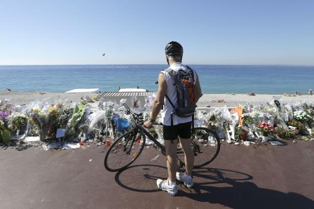 L'attentat de Nice a fait 84 morts.... (AP)