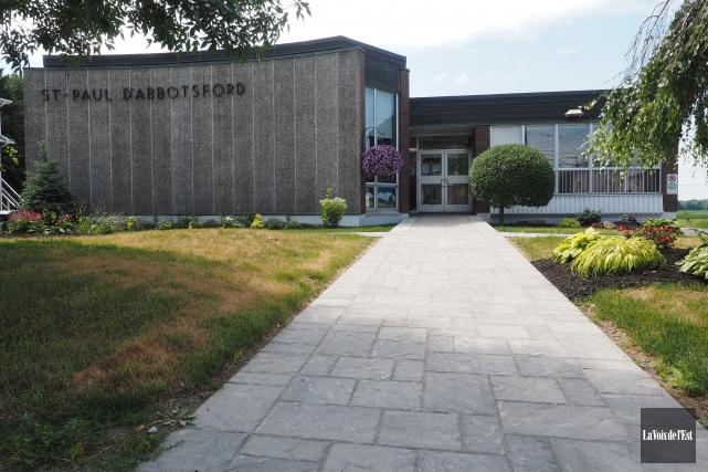 Il n'y aura pas de débat à Saint-Paul-d'Abbotsford... (archives La Voix de l'Est)