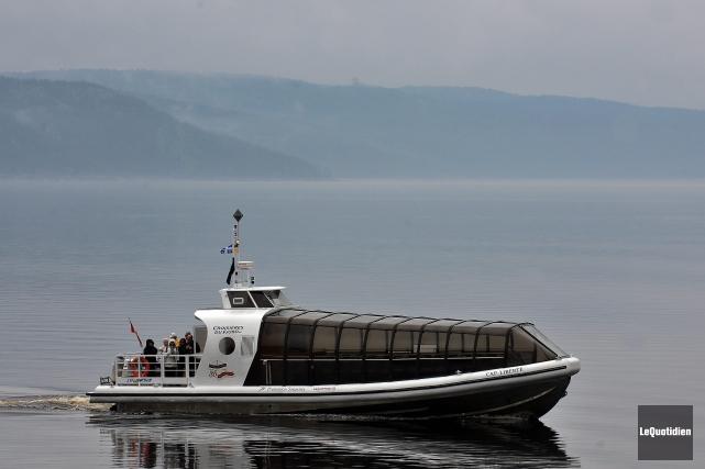 Les Croisières du Fjord s'attend à une croissance... (Archives Le Quotidien, Rocket Lavoie)