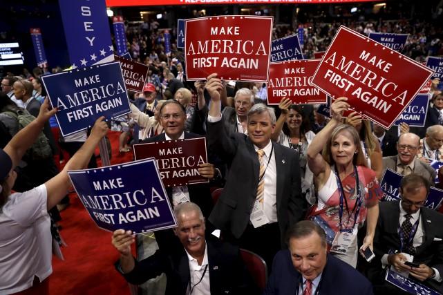 Le programme du parti républicain serait le plus... (AP)