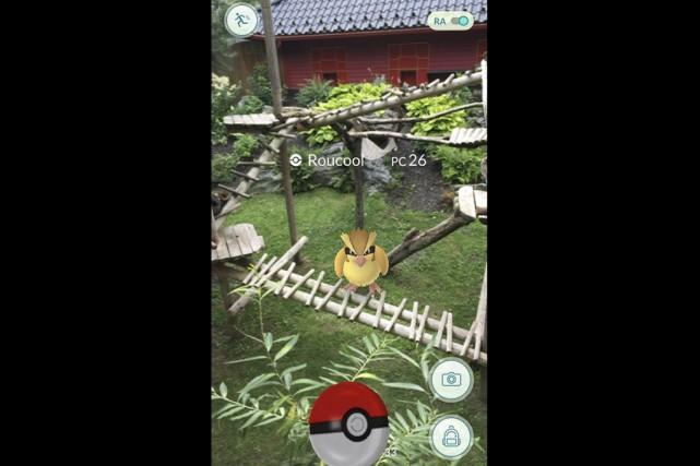 Le Zoo de Granby invite ses visiteurs à... (tirée de Facebook)